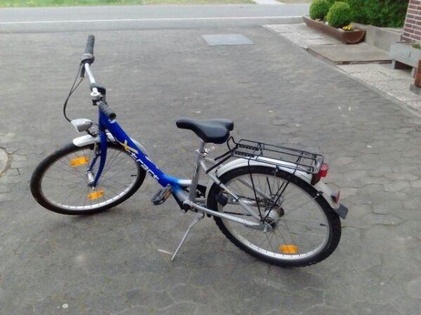 Kinder-Fahrrad X-tract