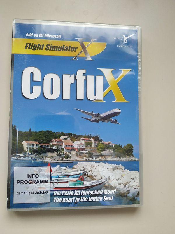 Flight Simulator X - Corfu X