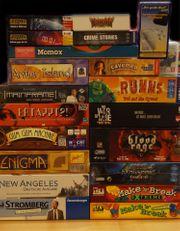 Spielesammlung Brettspiele Familienspiele Gesellschaftspiel