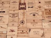 Weinkisten Deckel