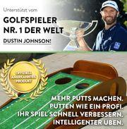 Putting Matte Golf - Offizielle Putting-Matte