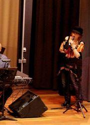 Konzert Show Band-Projekt Sucht