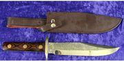 Herbertz Bowie-Messer mit Muster Sammlermesser