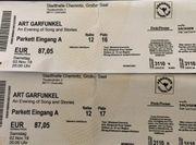 2x Art Garfunkel in Chemnitz