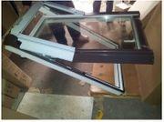 Kunststoff Dachfenster 78 cm breit