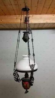 Petroleum - Deckenlampe