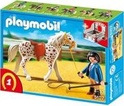 Playmobil 5107 Knabstrupper mit Box