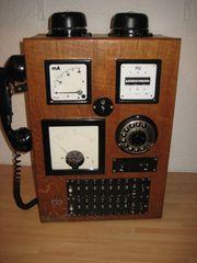 Altes Telefon - Technik - sehr dekorativ