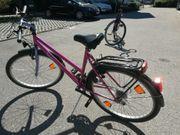 26 Zoll Citybike Shimano 21