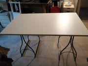Tisch 120cm x 70 cm