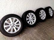Winterräder VW Tiguan R-Line neuwertig
