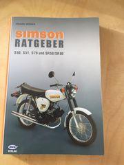 Simson Ratgeber Erhard Werner - S50