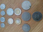 alte Polnische Zloty und Groszy