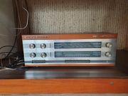 Röhrenradios Blaupunkt Plattenspieler Dual Bandaufnahmegerät