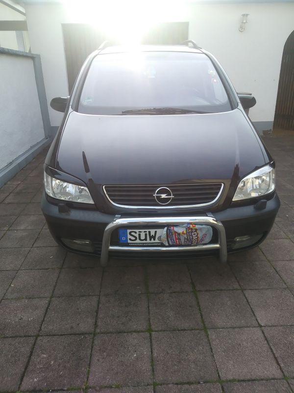 Opel zafira 7 size dizel