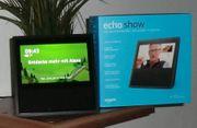 Amazon Echo Show schwarz 1