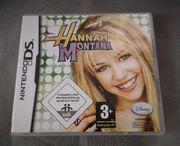 Hannah Montana Nintendo DS 2007