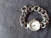 Fossil Damenhandband Uhr aus echt