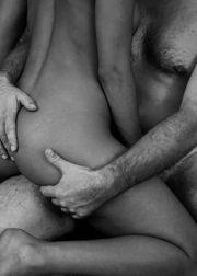 Das sinnliche erotische Vergnügen für