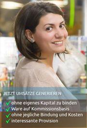 Wir suchen jetzt Shop-Partner PLZ 96