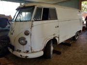 VW T1 Kastenbus Deutsches Modell