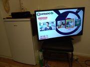 Gebrauchter Kühlschrank und und Tv