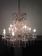 Swarovski Kristall Lüster 15 flammig