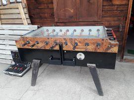 Spiele, Automaten - Fußballtisch