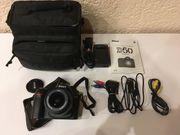 Digitalkamera Nikon D50