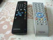 Verkauf 2x Fernseh Bedienung Grundig