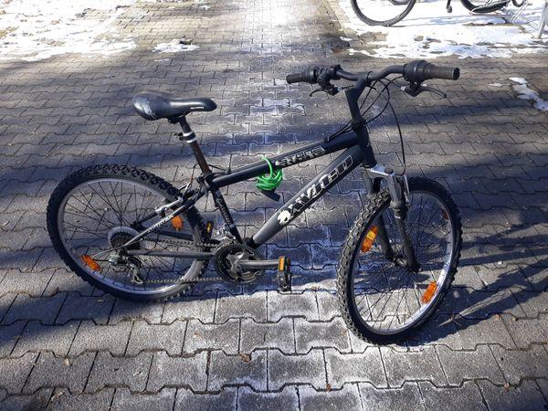 24 Zoll 18 Gang Mountainbike
