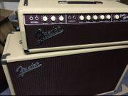 Fender Bandmaster Blonde von 1963
