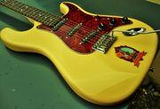 Stratocaster Partscaster 50 60 s