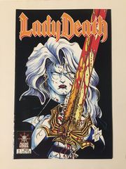 Lady Death 1 - Variant Cover