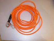 Hundeleine neon ca 5 Meter