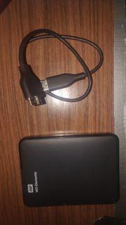 WD 500 GB western festplatte