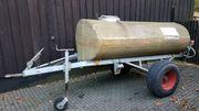 2000l Wassertank auf Anhängergestell Fabrikat