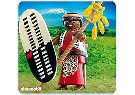 Spielzeug: Lego, Playmobil - Playmobil Afrika-Welt