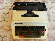 Schreibmaschine vintage