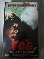 ORIGINAL VHS The Fog Nebel