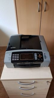 Drahtlosdrucker Brother MFC-490CW 4in1 Multifunktionsdrucker