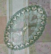 Ovale Servierschale 4-Fach geteilt für