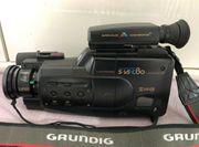 Grundig Videokamera S-VS-C 80 CAM