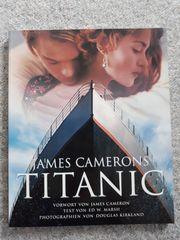 James Camerons Titanic - Buch zu