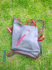 Lederrucksack oder Tasche neu