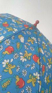 Regenschirm Kinder graziela retro Waldorf