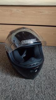 Motorradhelm Shark RSX - nur einmal