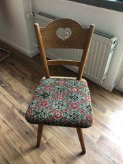 Original Tübinger Stuhl Vintage Retro