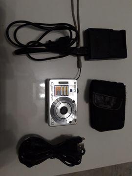 Digitalkameras, Webcams - Digital Camera Sony Cyber-shot DSC-W55