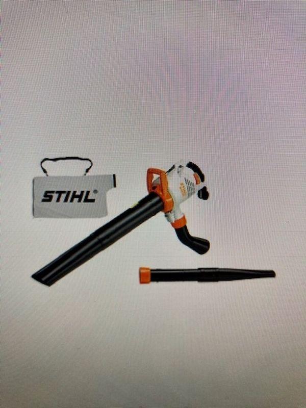 Stihl SHE 81 Saughäcksler - Laubbläser